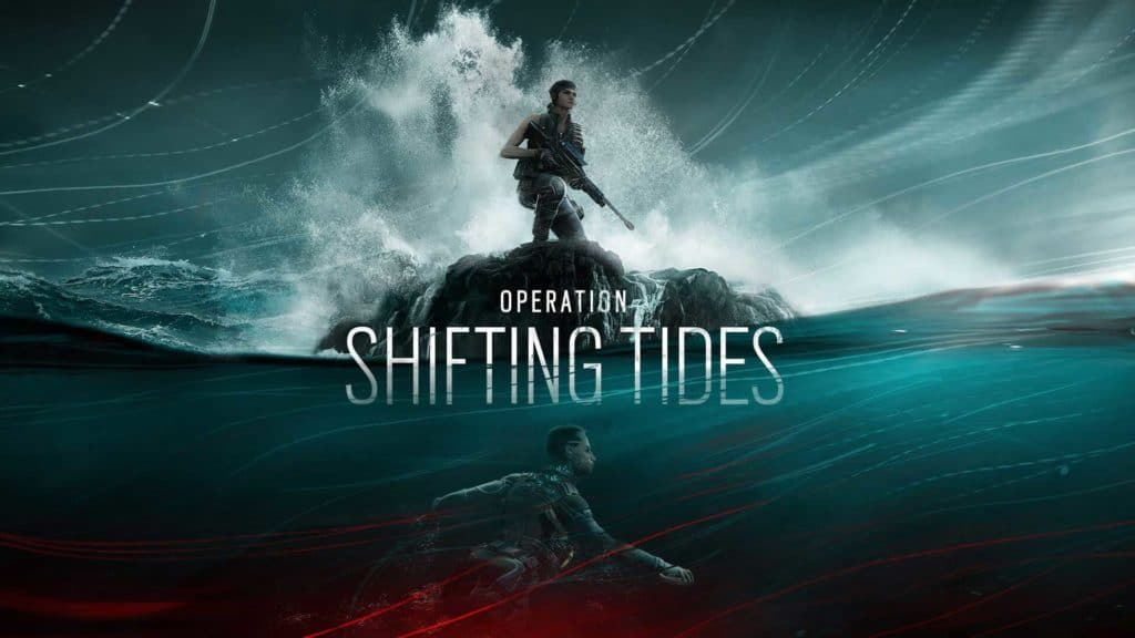 R6 - Y4 S4 - Operation Shifting Tides